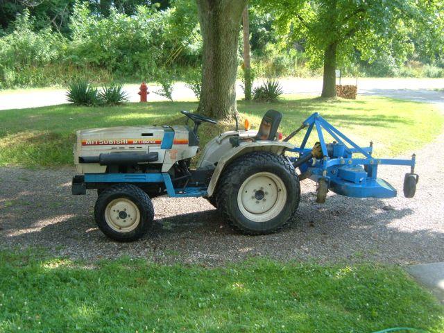 Mitsubishi Tractor 180 : Mitsubishi mt hd for sale net tractor talk